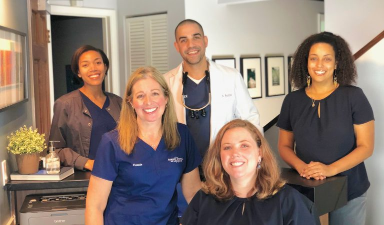 About us - our Semidey Dental Team